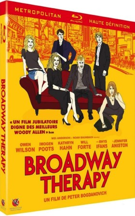 Broadway Therapy - jaquette