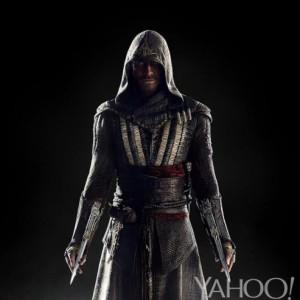 Premier apercu du costume de Michael Fassbender dans Assassins Creed