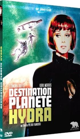 Destination Planete Hydra - jaquette DVD