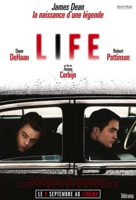 Life de Anton Corbijn - poster