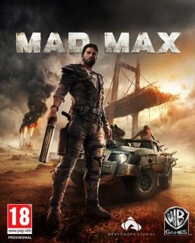 Mad Max le jeu vidéo - poster