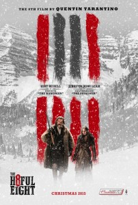 Les Huit Salopards (The Hateful Eight) - poster
