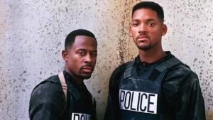 Will Smith et Martin Lawrence dans Bad Boys