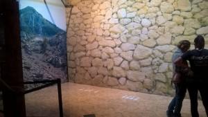 Le mur devant lequel vous pourrez vous faire cramer virtuellement par un dragon - Expo GoT