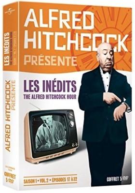 Alfred Hitchcock présente (saison 1, vol. 2) - jaquette coffret