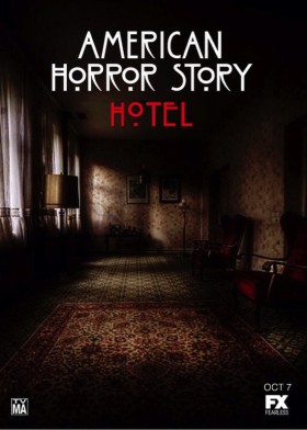 American Horror Story Hotel - affiche