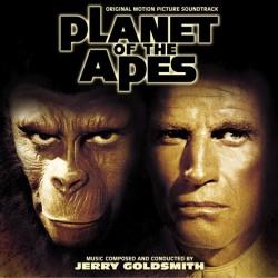 Bande originale La Planete des Singes de Jerry Goldsmith