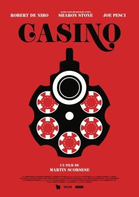 Casino de Martin Scorsese - affiche ressortie