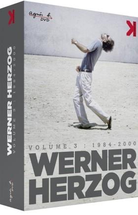 Coffret Werner Herzog Volume 3 (1984-2000) - jaquette