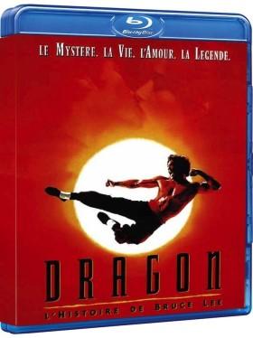 Dragon, l'histoire de Bruce Lee - jaquette