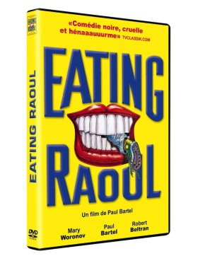 Eating Raoul - jaquette