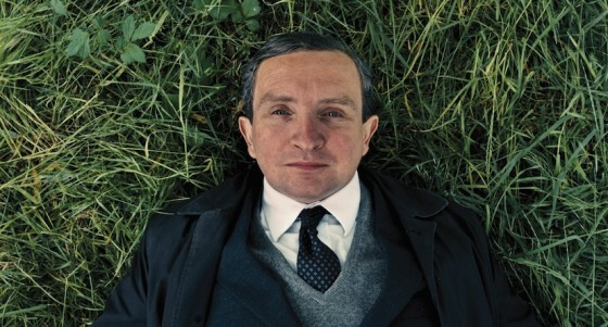 Eddie Marsan dans Une Belle Fin de Uberto Pasolini