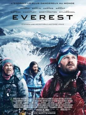 Everest - affiche francaise