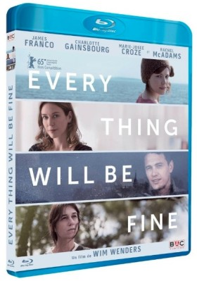 Everything will be fine - jaquette