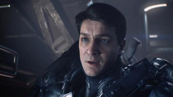 Nathan Fillion - Halo 5 : Guardians