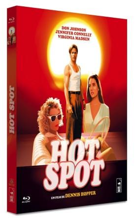 Hot Spot - jaquette