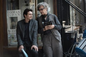 James Franco et Wim Wenders