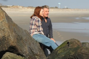 Julianne Moore et Alec Baldwin dans Still Alice