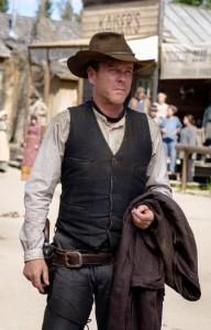 Kiefer Sutherland dans Forsaken