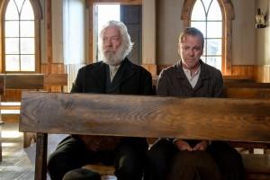 Donald et Kiefer Sutherland dans Forsaken