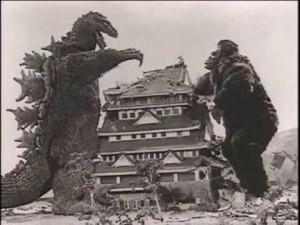 King Kong contre Godzilla de Ishiro Honda (1962)
