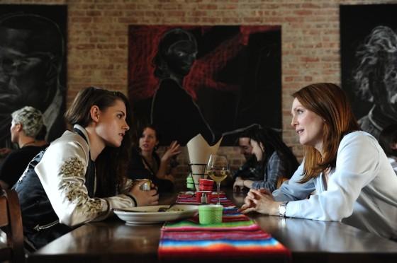 Kristen Stewart et Julianne Moore dans Still Alice