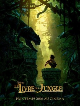 Le Livre de la Jungle - affiche