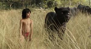 Mowgli et Bagheera - Le Livre de la Jungle de Jon Favreau / Copyright Studios Disney