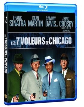 Les 7 voleurs de Chicago - jaquette