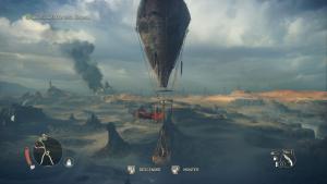 Mad Max le jeu - capture ecran