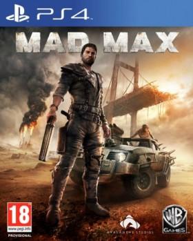 Mad Max jeu video - jaquette