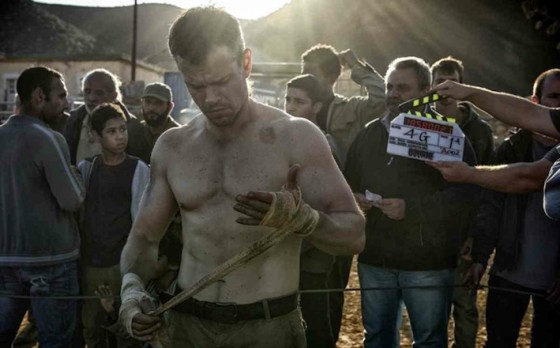 Matt Damon - Jason Bourne 5