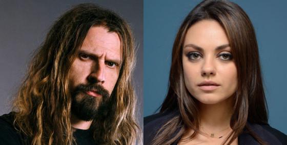 Rob Zombie et Mila Kunis pour Trapped