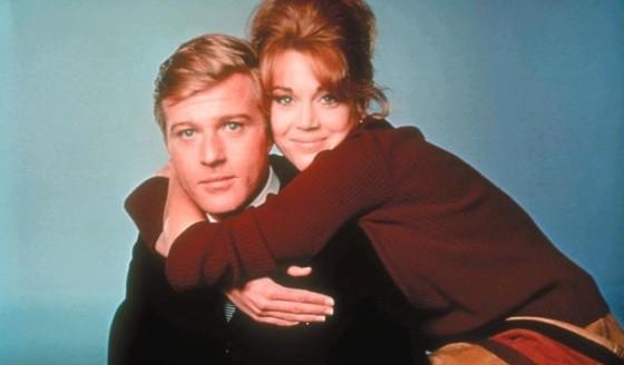 Robert Redford et Jane Fonda