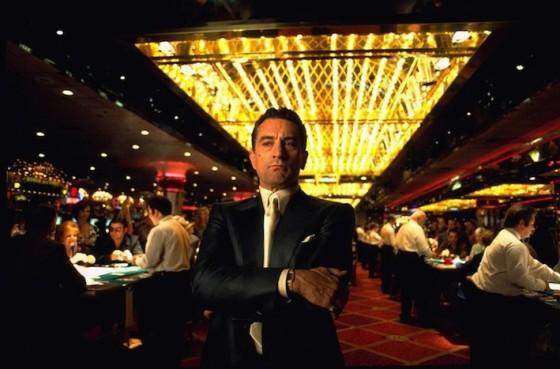 Robert de Niro dans Casino de Martin Scorsese