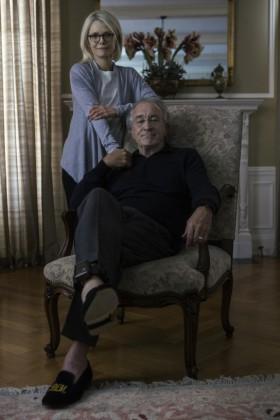 Robert de Niro et Michell Pfeiffer dans Wizard of Lies, biopic sur Bernard Madoff