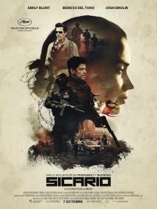 Sicario - affiche