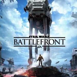 Star Wars Battlefront - cover