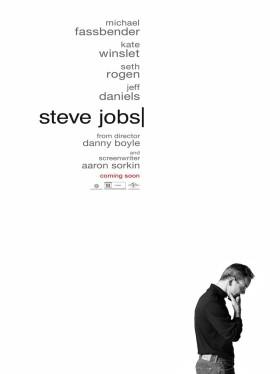 Steve Jobs de Danny Boyle - affiche