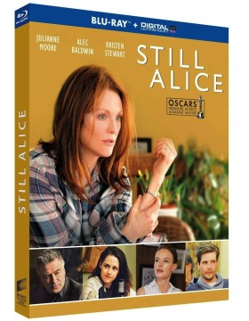 Still Alice - jaquette Blu-ray