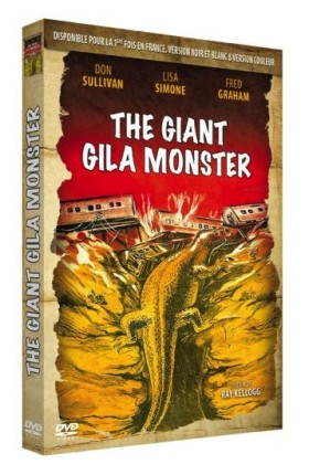 The Giant Gila Monster - jaquette