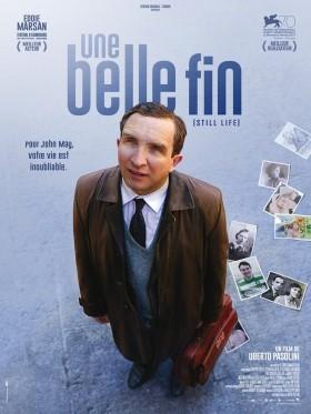 Une Belle Fin (Still Life) - affiche