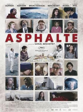 Asphalte - poster