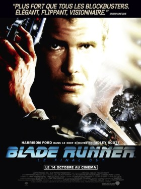 Blade Runner The Final Cut - affiche