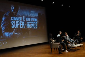 Conference Comment je suis devenu un Super-héros - Paris Comic Con 2015
