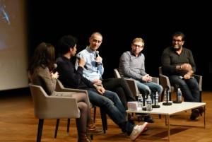 Conference Comment je suis devenu un Super-héros - Paris Comic Con 2015