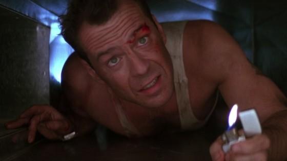 Die Hard (Piège de Cristal) de John McTiernan (1988)