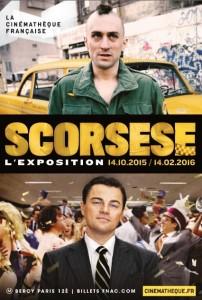 Expo Martin Scorsese - affiche