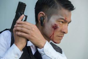 Andy Lau dans Firestorm