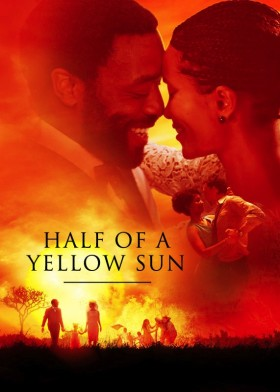 Half of a Yellow Sun - affiche